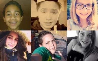13 selfies