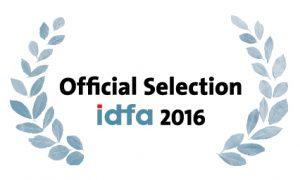 IDFA laureaat official selection 2016
